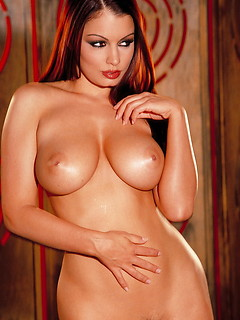 babes model Aria Giovanni